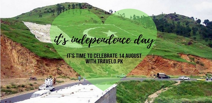 Make Your Independence Day Memorable With Travelo pk