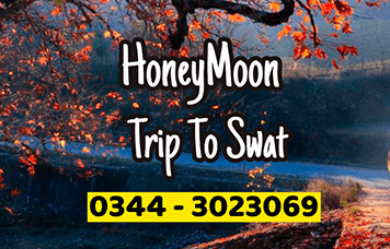 honeymoon trip to swat