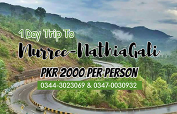 trip to Murree and Nathiagali